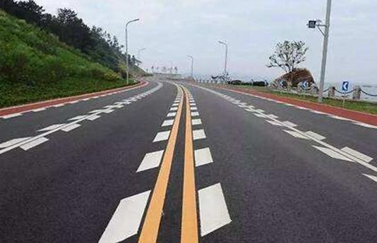 广州彩色防滑路面施工